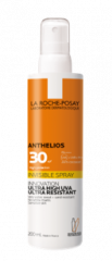 LRP ANTHELIOS SPF30 -aurinkosuojasuihke 200 ml