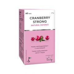 Cranberry Strong 60 kaps